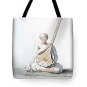 A Tumboora, Musical Instrument Played Tote Bag