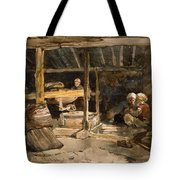 A Turkish Mill, Chikaey Tote Bag