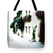 A Tuscan Street Tote Bag