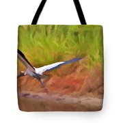 A Twig For Her Nest Tote Bag