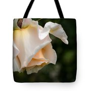 A Unique Beauty - Flower Art Tote Bag