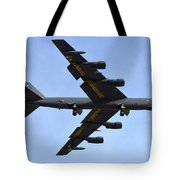 A U.s. Air Force B-52g Stratofortress Tote Bag