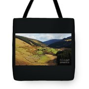 Natural Beauty In Wicklow, Ireland Tote Bag