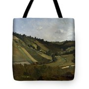 A Valley Tote Bag