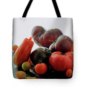 A Variety Of Vegetables Tote Bag