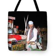 A Vendor In Alexandria Egypt Tote Bag