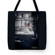 A Very Long Waiting Day Tote Bag