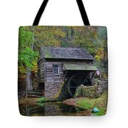 A Very Old Grist Mill Tote Bag
