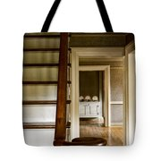 A View Down The Hall Tote Bag