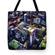 A View From Above Tote Bag