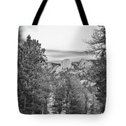 A View From Estes Park Tote Bag