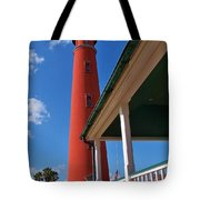 A View From The Porch Tote Bag