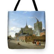 A View In Cologne Tote Bag