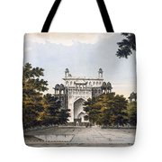 A View Of Part Of The Tomb Tote Bag