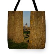 A View Of Pottes  Tote Bag