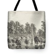 A View Of The Orangery Tote Bag