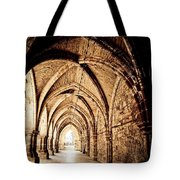 A View Of The Past Tote Bag