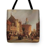 A View Of The Zuiderspui Tote Bag