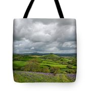 A View To Colmer's Hill Tote Bag