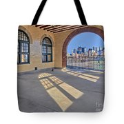 A View To Nyc Tote Bag
