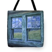 A View To The Tetons Tote Bag