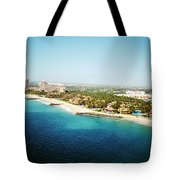 A View Upon Los Tules Tote Bag