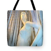 A Vision In White Tote Bag