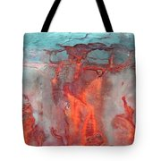 A Vision Of Hell Tote Bag