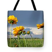 A Visit From A Bug Tote Bag