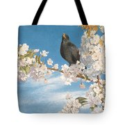 A Voice Of Joy And Gladness Tote Bag