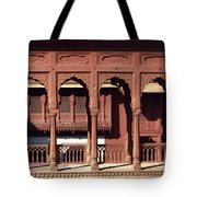 A Walk Among The Arches.. Tote Bag