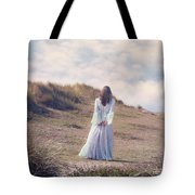 A Walk In The Dunes Tote Bag by Joana Kruse