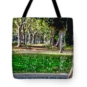 A Walk In The Park By Diana Sainz Tote Bag