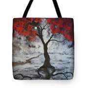 A Walk In The Twilight Tote Bag