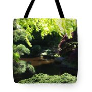 A Walk In The Woods 10 Tote Bag