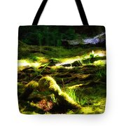 A Walk In The Woods 8 Tote Bag