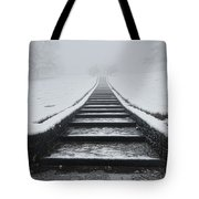 A Walk Into The Fog Tote Bag