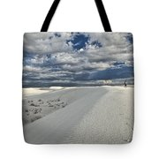 A Walk On The Dunes Tote Bag