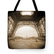 A Walk Through Paris 14 Tote Bag by Mike McGlothlen