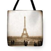 A Walk Through Paris 5 Tote Bag by Mike McGlothlen