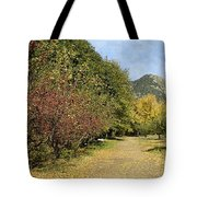 A Walk Through The Orchard Tote Bag