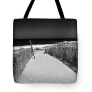 A Walk To The Sea Tote Bag