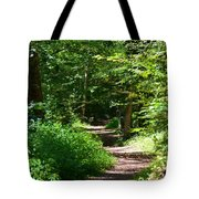 A Walk With God Tote Bag