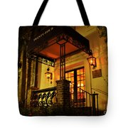 A Warm Summer Night In Charleston Tote Bag