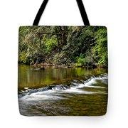 A Waterfalls Beginning Tote Bag