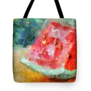 A Watermelon Tote Bag