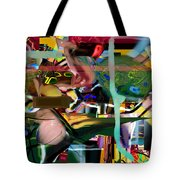 A Way To Bring The World To Tsheuvah 08 Tote Bag