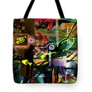 A Way To Bring The World To Tsheuvah 14 Tote Bag