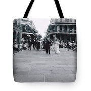 A Wedding In Jackson Square Tote Bag