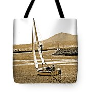 A Welcome Wind Tote Bag
